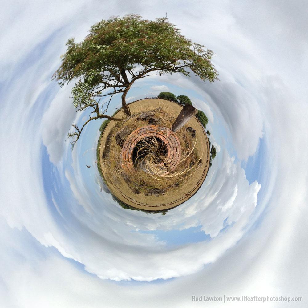 Handy Photo Polar Panorama