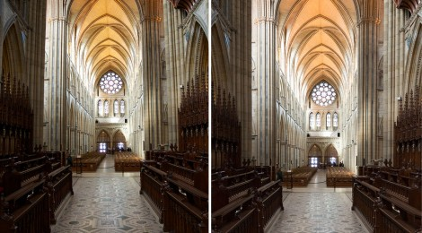 Aperture vs Lightroom: 4 images compared