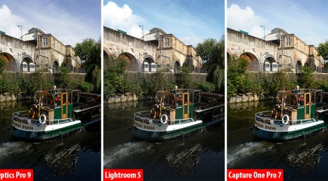 DxO vs Lightroom vs Capture One Pro – which is best?